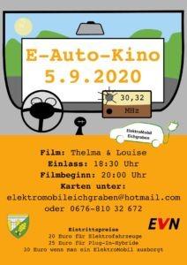 EMobil Auto Kino