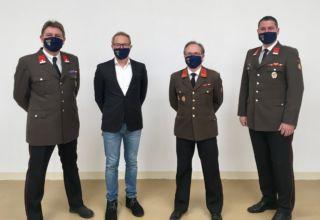 Wahl FF Kommandant 2021