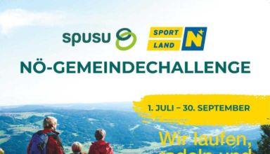 Plakat Sportchallenge