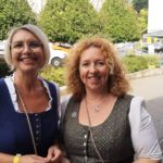 Birgit Teufel und Sandra Kerber
