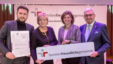 Zertifizierung Familienfreundliche Gemeinde