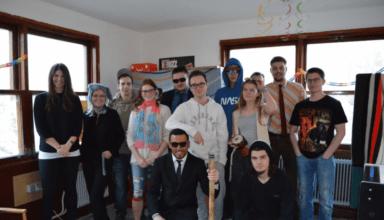 Faschingsfeier im Jugendhaus