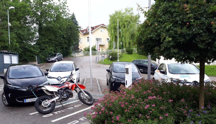 Elektromobil Fuhrpark 2019