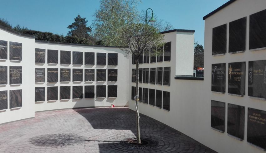 Friedhof Urnenhain 3