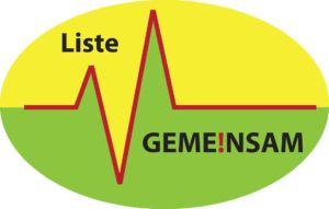 Logo Liste Gemeinsam