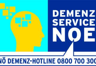 Logo Demenz Service NOE 4c