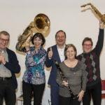 """Ensemble """"Hobl"""" – Musikschule Maria Anzbach-Eichgraben"""