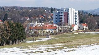 Panoramabild Pressbaum