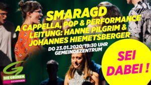 Plakat Smaragd Hiemetsberger