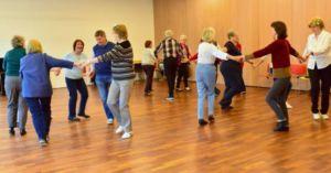 Tanz Ab Der Lebensmitte