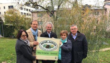 """Eichgraben ist """"Natur im Garten"""" – Gemeinde"""